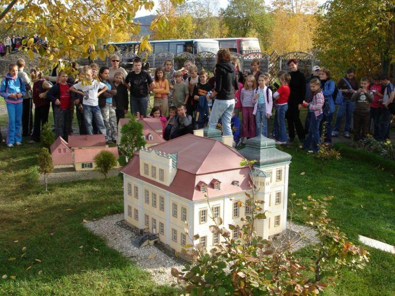 Park Miniatur Zabytków Dolnego Śląska