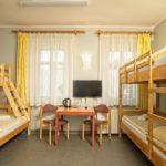 Pokój 7 - osobowy z łóżkami piętrowymi