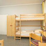 Pokój 4 - osobowy z łóżkiem piętrowym