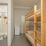 Pokój dla 6 osób z dużym łóżkiem podwójnym