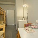 Pokój dla 5 osób z łazienką na korytarzu