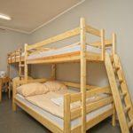 Pokój 8 - osobowy z łóżkami piętrowymi