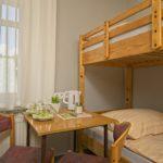 Pokój dla max 8 osób z łóżkami piętrowymi