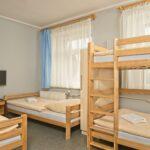 Pokój dla 4 osób z łóżkiem piętrowym